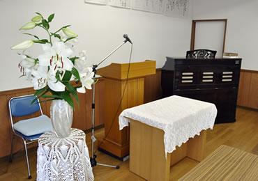 白石契約教会