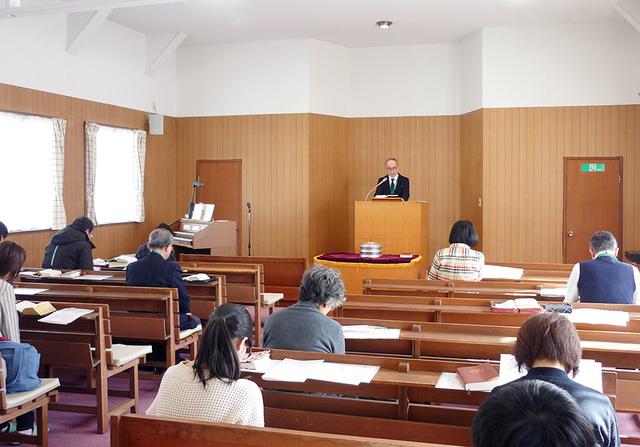 高島平キリスト教会