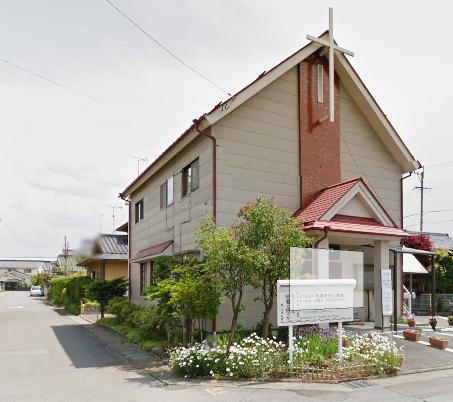 長野佐久教会(佐久会堂)