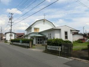 上野緑ヶ丘教会