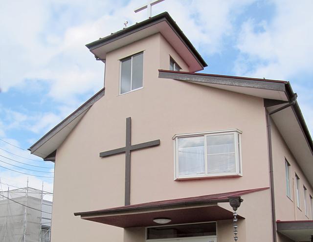 せんげん台教会