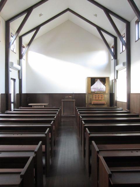 新所沢教会