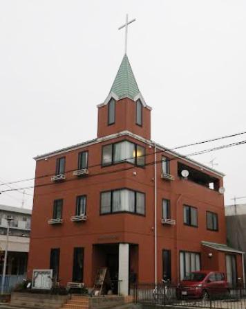 東川口教会 シャロームチャペル
