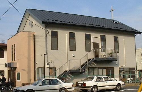 松戸小金原教会