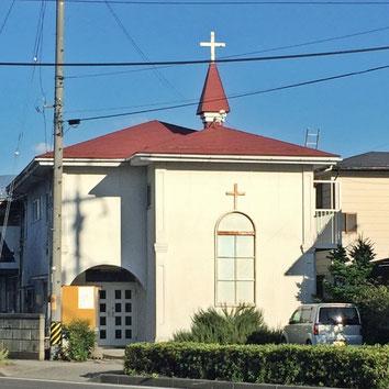 長野佐久教会(長野会堂)