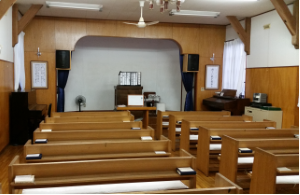尾張旭教会