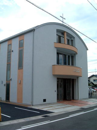 岐阜加納教会