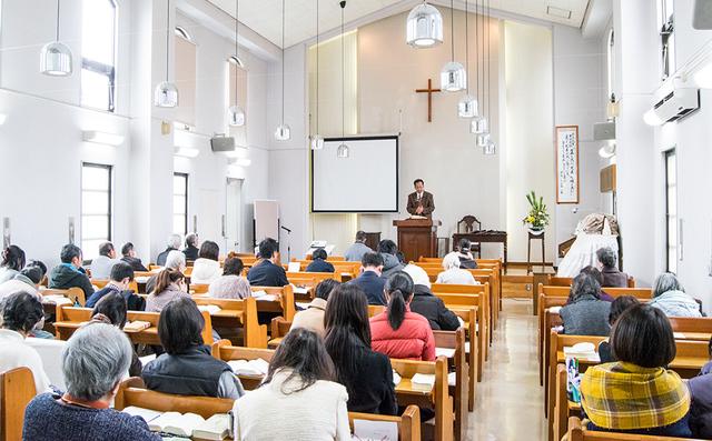 関キリスト教会
