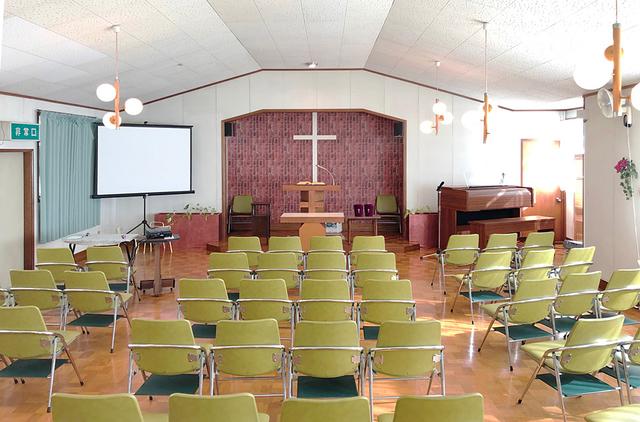 茨城県の改革派教会 (2件)